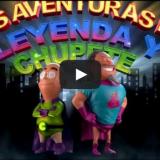 Las Aventuras de Leyenda y Chupete – CG Intro