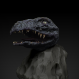 Skeksis quick sculpt